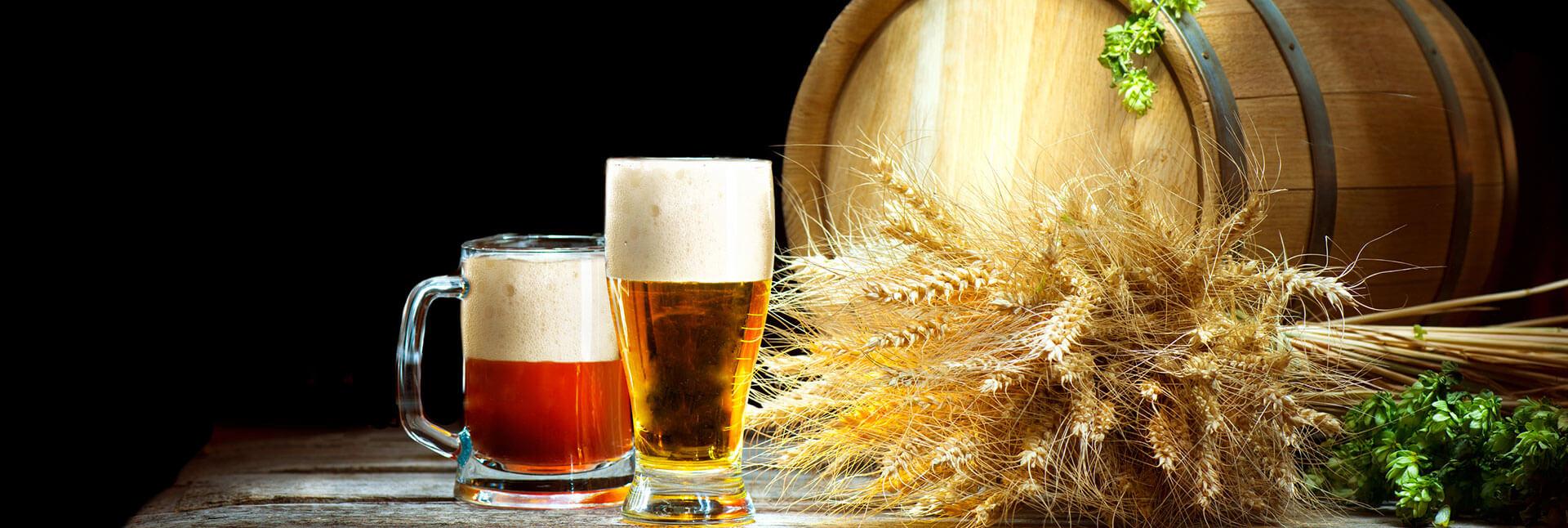 Beer Scene for Beer Menu Page