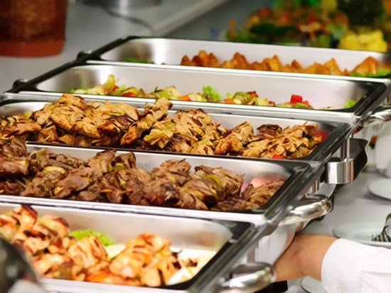 Catering Hotel Pans