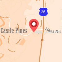 Map Location for Duke's Steakhouse in Castle Pines
